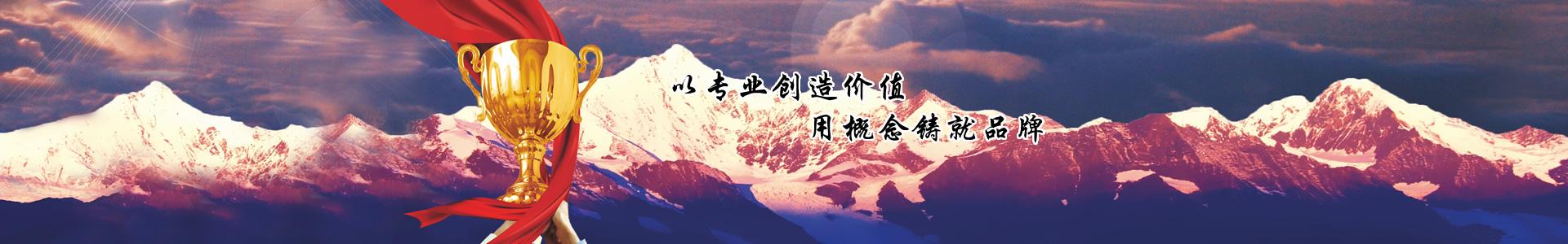 以专业创造价zhi 用概念铸jiu品牌